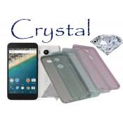 Чехол TPU Crystal для LG Nexus 5X D821