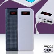 Внешний аккумулятор Power Box 20000 mAh Proda REMAX