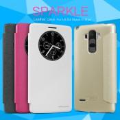 Чехол-книжка Nillkin Sparkle Series для LG G4 Stylus Dual H540F