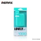 Внешний аккумулятор REMAX Power Box 10000 mAh Lovely