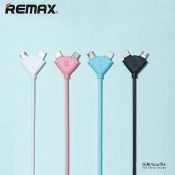 USB кабель для iPhone 6s/micro USB REMAX Souffle RC-031t 2 в 1
