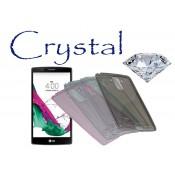 Чехол TPU Crystal для LG G4 Note