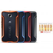 Бампер Nillkin Armor-Border Series для Motorola Nexus 6
