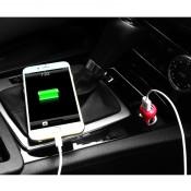 Автомобильное зарядное устройство Baseus 2USB 2.1A Tiny-Color Car Charger