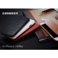 "Кожаный чехол-книжка G-Case Gu Luote Series для iPhone 6s Plus (5.5"")"
