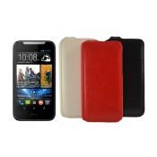 Чехол-флип Brum Prestigious серии для HTC Desire 310