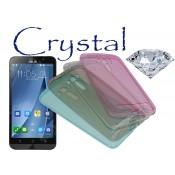 Чехол TPU Crystal для Asus ZenFone Selfie ZD551KL