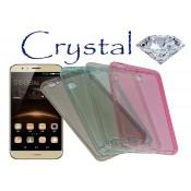 Чехол TPU Crystal для Huawei G8 mini