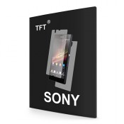 Защитная плёнка Зеркальная TFT для Sony-Ericsson X7