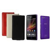 Чехол-флип Brum Prestigious серии для Sony Xperia M2 (S50H)