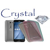Чехол TPU Crystal для Asus ZenFone 2 Laser ZE601KL