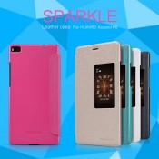 Чехол-книжка Nillkin Sparkle Series для Huawei Ascend P8