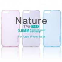 "Ультратонкий чехол накладка TPU Nillkin Nature для iPhone 6s Plus (5.5"")"