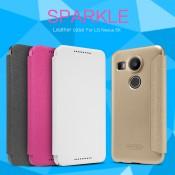Чехол-книжка Nillkin Sparkle Series для LG Google Nexus 5X
