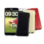 Чехол-книжка BRUM Premium серии для LG Optimus G Pro Lite D684/D686