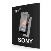 Защитная плёнка Зеркальная TFT для Sony-Ericsson X12