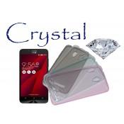 Чехол TPU Crystal для Asus ZenFone Go ZC500TG